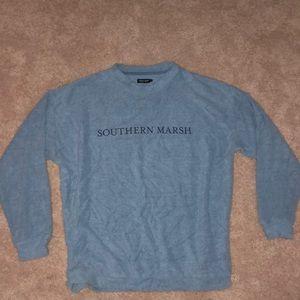 Southern Marsh Sunday Morning Sweatshirt